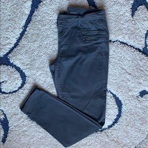 NY & Co Gray Jeans